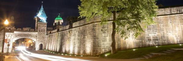 Fortifications of Quebec National Historic Site, Quebec City Hotels