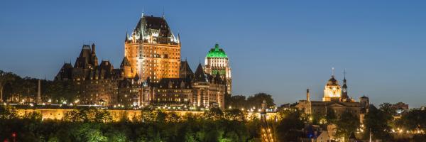 Fairmont Le Chateau Frontenac, Quebec City Hotels