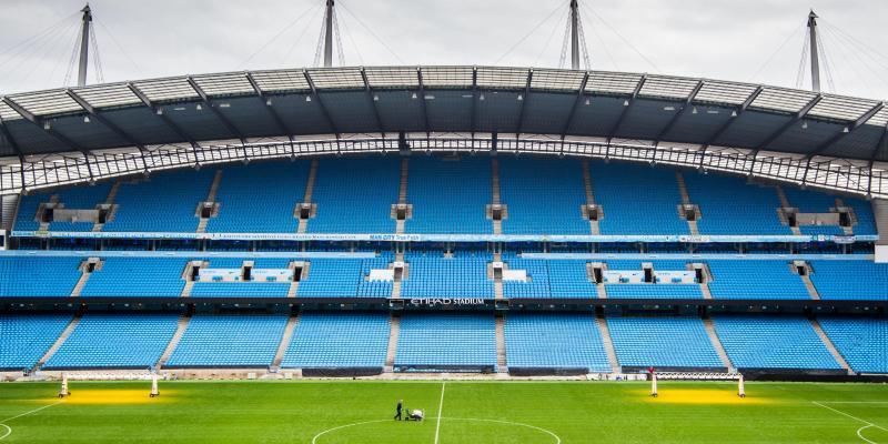 City of Manchester 'Etihad' Stadium