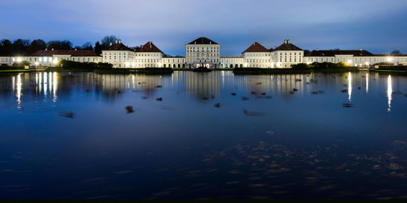 A nymphenburgi kastély