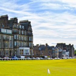 Fairmont St Andrews Bay Golf Course
