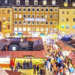 Nuremberg Christmas Market, Nuremberg