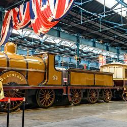 大英鐵路博物館(National Railway Museum)