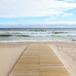 Plaża Böda Sand, Byxelkrok