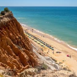 Playa de Falésia - Rocha Baixinha