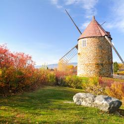 Moulins de l'Isle-aux-Coudres, L'Isle-aux-Coudres