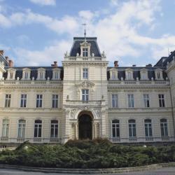 The Palace of Counts Pototskikh