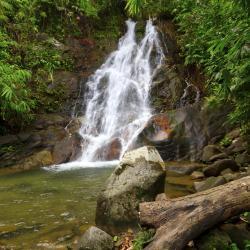 Sairung Waterfall