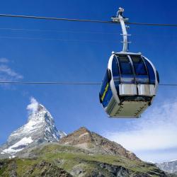 마터호른 익스프레스 1 스키 리프트