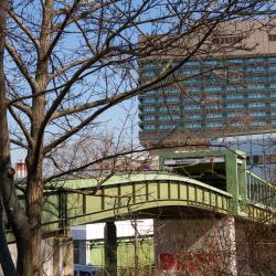 Michelbeuern-AKH Metro Stop