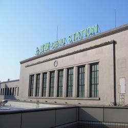 Stasiun Ueno
