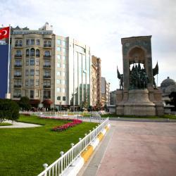 Taksim aikštė, Stambulas