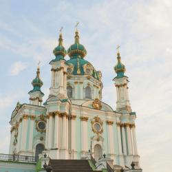 Saint Andrew's Church, Kiev