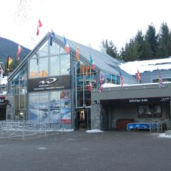 Whistler Village Gondola
