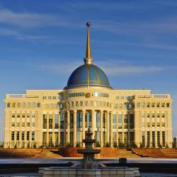 Ak Orda Presidential Palace, アスタナ