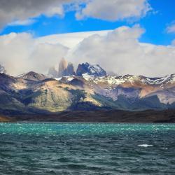 Azul Lagoon, Torres del Paine