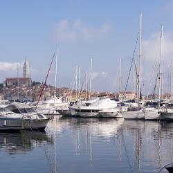Yachthafen ACI Rovinj