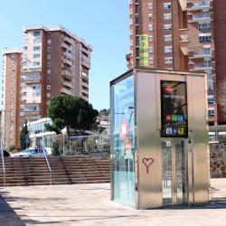 Vall d'Hebron Metro Station