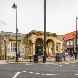 Estação Ferroviária de Whitby