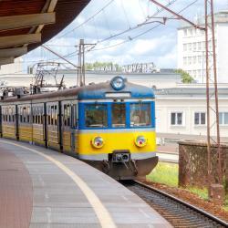 Estació de tren central de Gdynia
