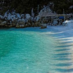 Plaja din Makryammos