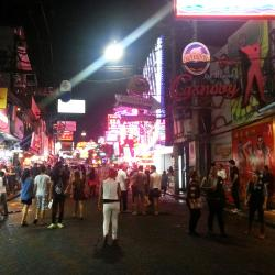 Pattaya Walking Street, Pattaya South