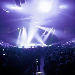 Salle de concert Arena Montpellier