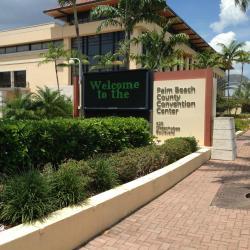 棕櫚灘郡會展中心(Palm Beach County Convention Center)