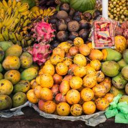 Fruitmarkt van Tigre