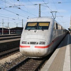 Estação Central de Augsburgo
