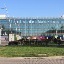Parodų ir konferencijų centras IFEMA