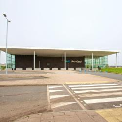 Ebbsfleet Intl Train Station