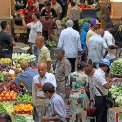 Central Market Port Louis