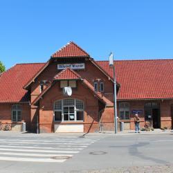 Wismar Central Station