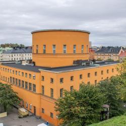 Stockholm Public Library, Sztokholm