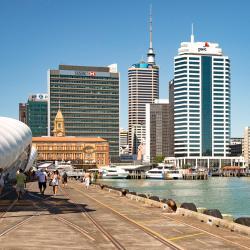 Queens Wharf, Auckland