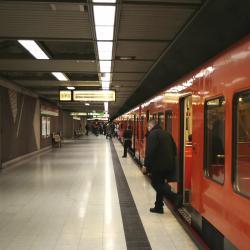 Itäkeskus Metro Station