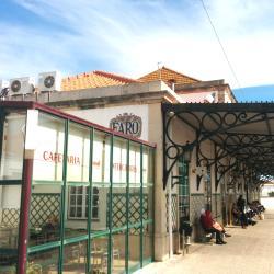Faro Train Station