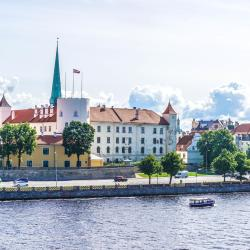 Riga Castle, Riga
