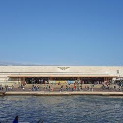 Estación de tren Venecia Santa Lucia