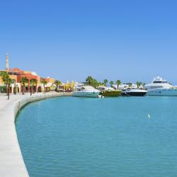 Hurghada uus jahisadam