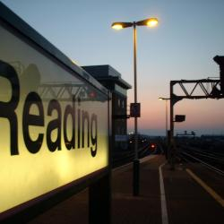 Reading Trian Station