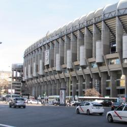 Stadion piłkarski Santiago Bernabeu