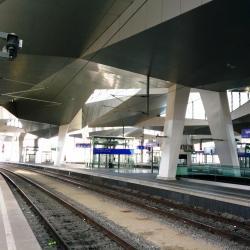 Vienna Main Train Station
