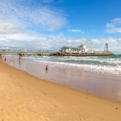 Bournemouth Beach, Bournemouth