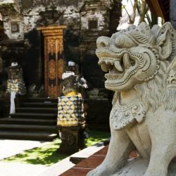 Palast von Ubud