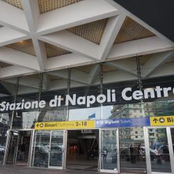 Napoli Centrale hlavní vlakové nádraží