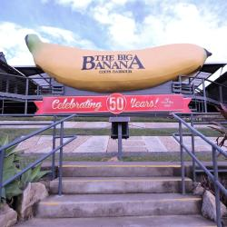"""Pramogų parkas """"Big Banana"""""""