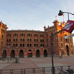 Станция метро Ventas