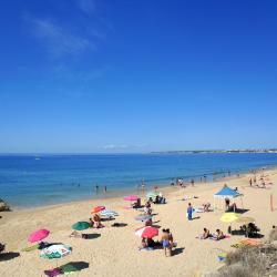 strand Praia da Galé